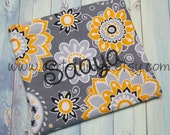 Reusable Snack Bags with personalization - Pick your fabric