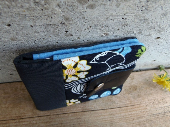 eco-friendly materials for a beautiful fabric wallet