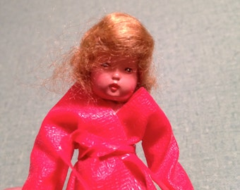 west german doll plus FREE ping pong table!!!