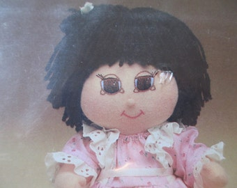 Shawna Doll Pattern, Unopened, 12 Inches, Spindle Creek