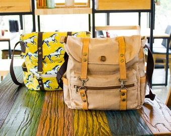 827 Madison Hunting Bag PDF Pattern