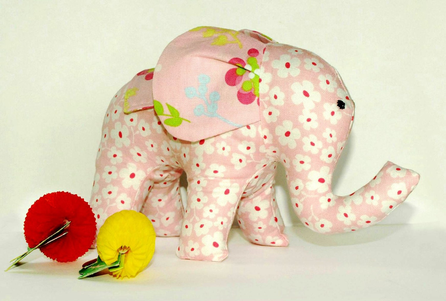 Soft Toy Patterns : Soft toy pattern plushie sewing baby