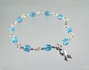 Shpritzen Goldberg Velocardiofacial Syndrome Awareness Bracelet