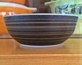 "1964 Corning ""Terra"" Milk Glass Small Bowl"