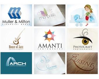 Logo Design, custom logo, logo maker, logo creator, logos, logo designer,  business logo design, photography logo design, logos