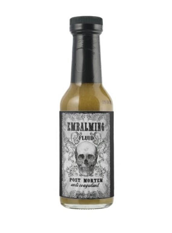 Embalming fluid Hot Sauce