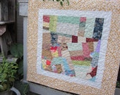 "Colorful ""Crumb Quilt"""