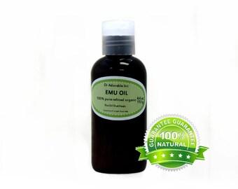 4 oz Emu Oil 100% Pure Organic Fresh From Australia