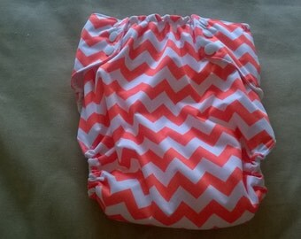 Potty Training Pants - 4T and up - Ready to Ship - Chevron