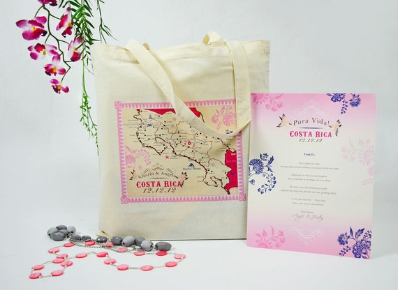 Gifts For Out Of Town Wedding Guests: ANGELA Welcome Gift Bags For Out Of Town Wedding Guests Swag