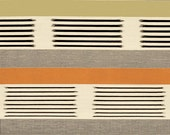 Knoll Ikat Stripe Sunbeam Pillow Cover in Sunbeam colorway - High Quality Upholstery grade fabric - Many Sizes Available