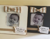 Godmother Godfather Gift Custom Personalized Picture Frame (set of 2) Godparents Gift for Baptism Baptized