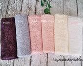 Newborn Stretch Lace Wrap, Baby Lace Wrap, Newborn Wrap, Layering Fabric, Newborn Props, Ready to Ship