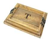 Nesting Trays, Engraved Serving Trays, Monogrammed Nesting trays, Wedding Gift, Anniversary Gift, Housewarming Gift
