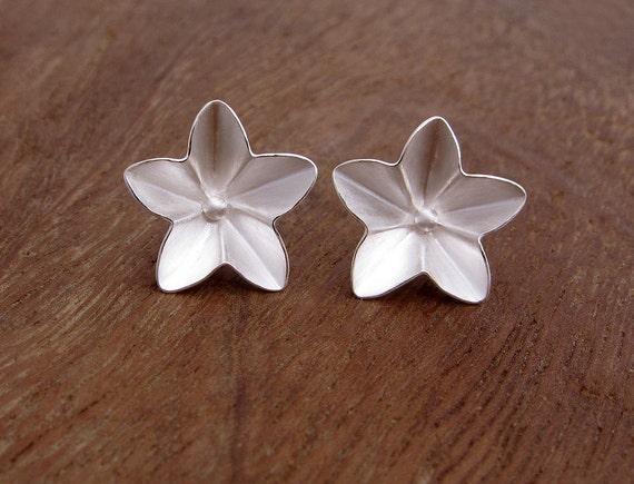 Stud earrings 'Starflowers'