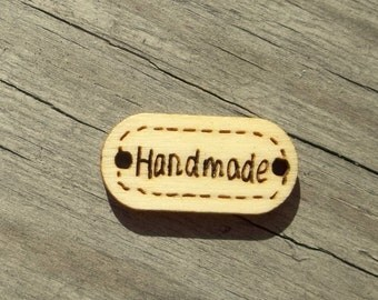 Handmade Wooden Tags,Scrapbooking,Personalization,Item Tag,Shop Supplies, Woodburned Tags, Embellishments, Tags, Appliques