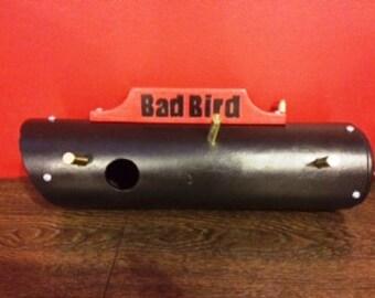 Bad Bird Birdhouse