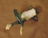 Franz Porcelain Frog