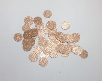Rose gold glitter etsy for Decoration rose gold