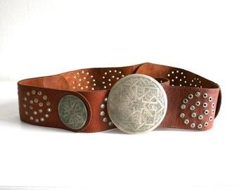 Embellished Moroccan Belt