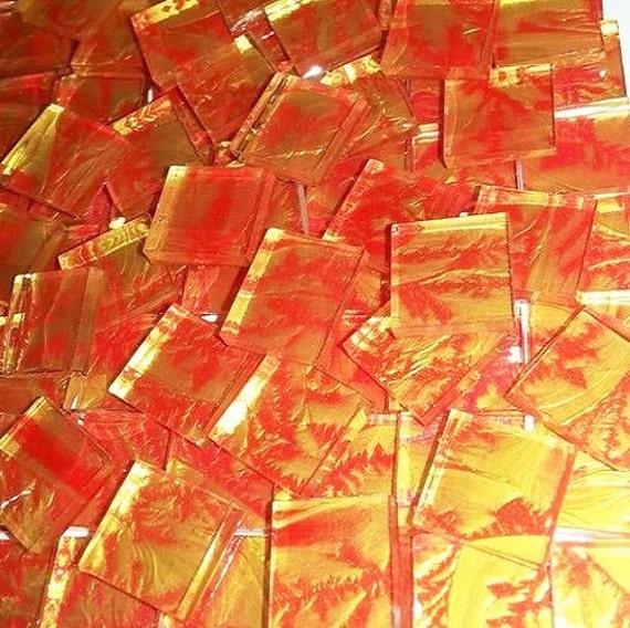 Red Dragon Tile : Red dragon artistic van gogh mosaic tile handcut tiles art