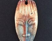 Artisan Focal  #31...Tribal Mask