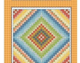 Daytripper Quilt Pattern from American Jane Patterns