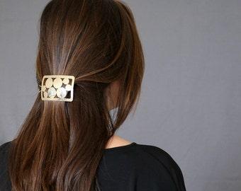 Mod Hair Barrette