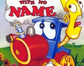 Children's Personalized Book Train With No Name