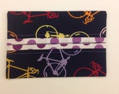 Bicycles Fabric Tissue Holder FREE SHIPPING