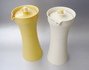 Vintage Tupperware Oil & Vinegar