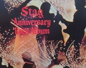 Stag Beer Anniversary Rock Album LP 1971 RARE
