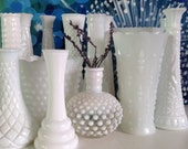 Milk Glass Collection - Home