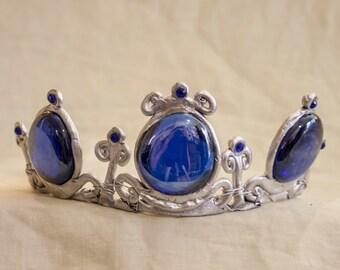 Blue Elfin Tiara