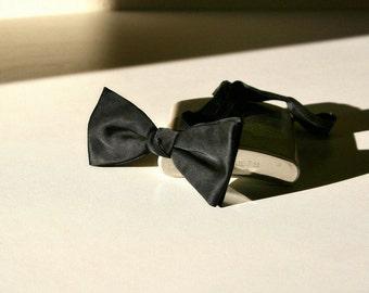 Vintage Bowtie, Men's Bowtie,  Silk Bowtie