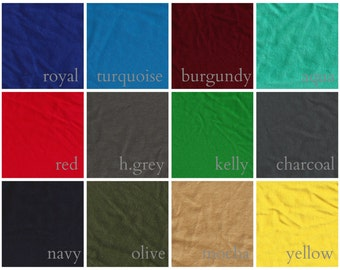 Swatches For Cotton Jersey