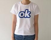 OK shirt (tiny)