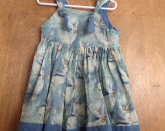 Girls Boutique Dress SAMPLE SALE Angel Christmas sizes 18 month, 4, 5, 5
