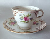 Vintage Colclough Teacup and Saucer