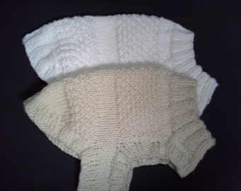 Knit Dog Sweater