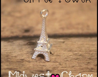 Add on a eiffel tower charm to any item in my shop