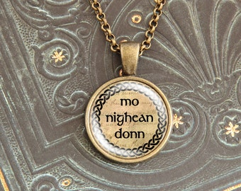 Mo Nighean Donn - Vintage Necklace