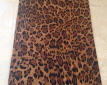Animal Print Table Runner, READY To SHIP, Leopard Print, Baby Shower, Bridal