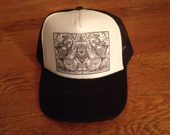 Trucker Hat OG dan infecto design