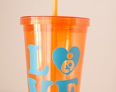 READY TO SHIP - Breastfeeding love tumbler