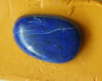 Lapis  gemstone cabochon number 9495