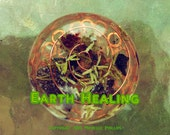 Earth Healing Orgonite - Orgone Energy Generators - Help Mother Earth Recover Recharge and Restore Her Energies