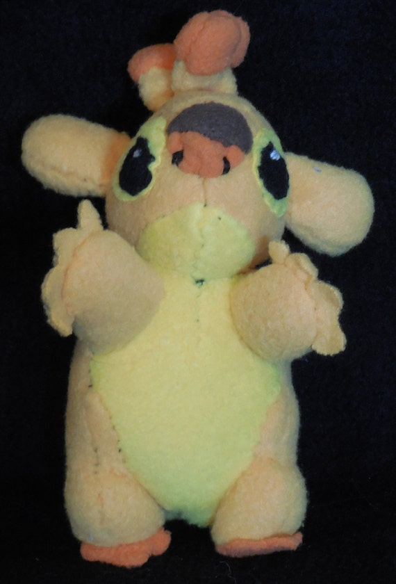 EARLY Lilo and Stitch Experiment 625 Reuben Plush