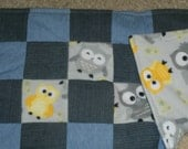 Mini Baby Changing Pad, Car Seat, Stroller Quilt