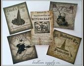 Witches, Everywhere - Halloween Sticker Assortment